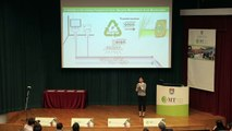 Three Minute Thesis Competition 2016 - #29