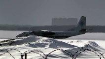 Летные Технологии Antonov Ан-26 АСЛК RA-26088 взлет takeoff SVO / UUEE