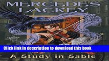 Read Books A Study in Sable (Elemental Masters) ebook textbooks