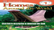 Download DK Readers L1: Homes Around the World  Ebook Free