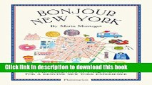 Read Bonjour New York: The Bonjour City Map-Guides E-Book Free