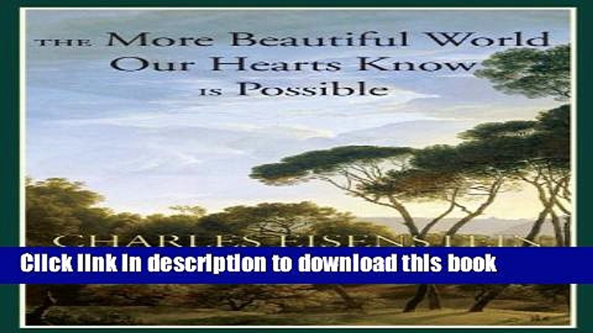 Read The More Beautiful World Our Hearts Know Is Possible (Sacred Activism)  Ebook Free