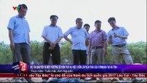 Bộ TN&MT sẽ kiểm tra vụ việc chôn lấp bùn thải của Formosa tại Hà Tĩnh