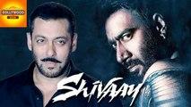 Salman Khan Make A Special Appearance In Ajay Devgn's Shivaay? | Bollywood Asia
