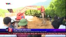 Di dời lượng bùn thải của Formosa ra khỏi rừng tràm ở Hà Tĩnh