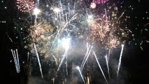 14 Juillet : le feu d'artifice