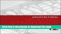 Download Book Architectural Graphic Standards (Ramsey/Sleeper Architectural Graphic Standards