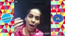 Best Dubsmash Vidoes of Saina Nehwal And Yuvraj  Singh 2015    India Dubsmash Compilation