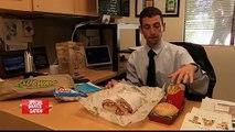 Subway VS McDonald's -  Lequel est le plus calorique