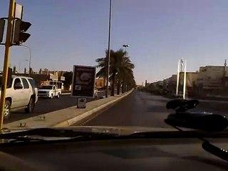كشف كاميرا ساهر ببريدة بواسطة كوبرا 15 باند
