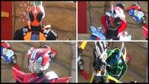"""Kamen Rider ghost Special Show""  Musashi/ Robin / Kamen Rider drive appeared!"