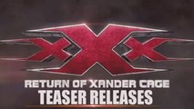 xXx Return Of Xander Cage Official TEASER | Deepika Padukone, Vin Diesel | Out Now