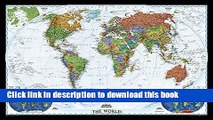 Read World Decorator [Enlarged and Laminated] (National Geographic Reference Map)  Ebook Free