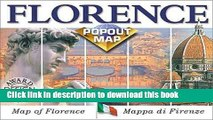 Read Florence Popout Map: Map of Florence/Mappa Di Firenze : Double Map (Europe Popout Maps)