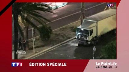 L'horreur à Nice - Le zapping du 15 juillet