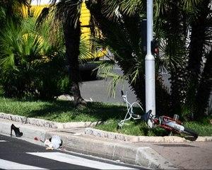"""Attentat de Nice : """"C'était horrible, tout le monde courait, tout le monde pleurait"""""""