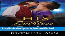 [Download] His Ruthless Bite: Historical Paranormal Romance (Scandals With Bite) (Volume 4)  Full
