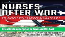 Download Nurses After War: The Reintegration Experience of Nurses Returning from Iraq and