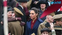 Warner Brothers Releases New Wonder Woman Photos