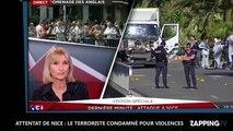 Attentat de Nice : Le chauffeur du camion condamné pour ''violences avec armes''