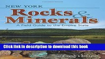 Read New York Rocks   Minerals: A Field Guide to the Empire State (Rocks   Minerals Identification