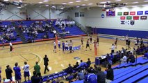 New Paltz Men's Volleyball vs. Springfield Invite (2/14-15/14)