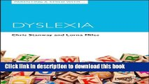 Read Parenting a Child with Dyslexia (Parenting Matters)  Ebook Free
