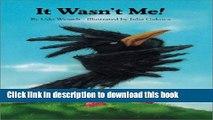 Read It Wasn t Me!  PDF Free