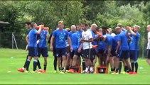 15-07-2016 Feyenoord kijkt terug op een geslaagd trainingskamp