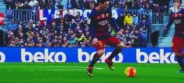 The Trio-Messi-Neymar-Suarez Barcelona Stars ! Skills-Tricks-Goals