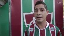 Danilinho veste a camisa do Fluminense e fala sobre expectativa
