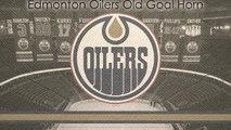 Edmonton Oilers Old Goal Horn