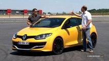 Les essais de Soheil Ayari - Renault Megane RS275 Trophy
