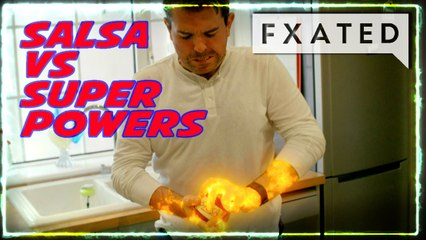 Salsa vs. Superpowers // Sneaky Shorts #4 by Sneaky Zebra | FXated