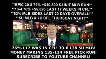 Free MLB Picks - Baltimore Orioles vs Seattle Mariners Prediction 06-30-16 10 - 10PM ET