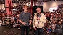 Ken Colley (Admiral Piett) Interview - Star Wars Celebration Europe 2016