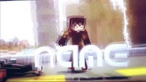 3D Minecraft intro templates TOP 5 Cd4,ae,blender