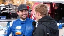 Chris Duplessis e Fiesta R2 ganhar 2WD classe a 100 Acre Wood