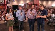 Force Awakens Costumers Interview - Star Wars Celebration Europe 2016