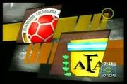 COLOMBIA vs ARGENTINA - MUNDIAL SUB 17 OCTAVOS DE FINAL - GOLES