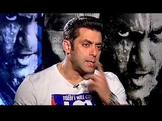 Salman Khan Gets Grilled On JAI HO By Veteran Journalist Parag Chhapekar | Part 2