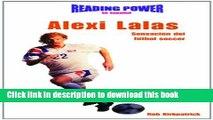 Read Alexi Lalas: Sensacion del Futbol Soccer = Alexi Lalas (Hot Shots) (Spanish Edition)  PDF