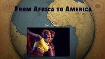 FATA African Dance Showcase - Cultural Fest 7/25/15*