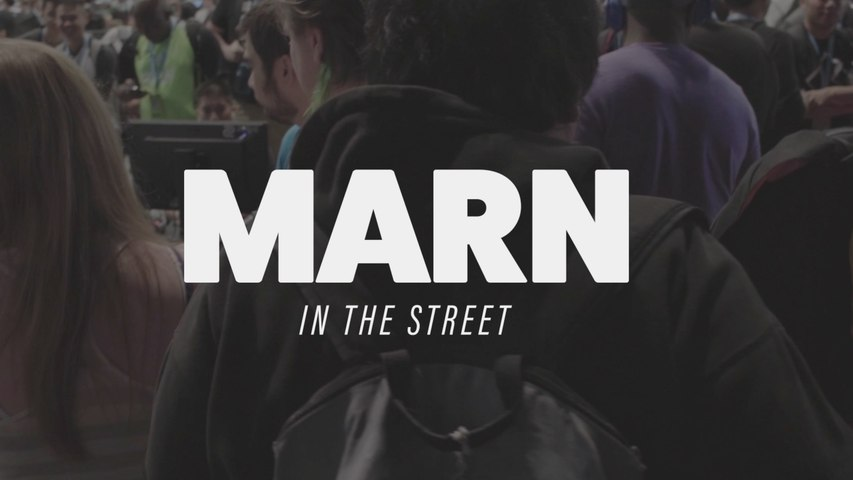 MARN: In the Street | Evo 2016 Day 1