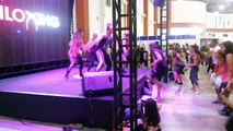 ZUMBA - FITNESS ---26° Fitness Brasil no Mendes Convention - Zumba