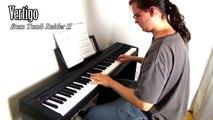 Vertigo on Piano [Solo] from Tomb Raider II - Starring Lara Croft