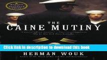 Read The Caine Mutiny: A Novel of World War II Ebook Free