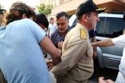Akdeniz Bölge Garnizon Komutanı Böyle Gözaltına Alındı