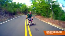 TOP THREE NEW EXTREME SPORTS - Freeline Skates, 2Wheel & Carveboard   PEOPLE ARE AWESOME