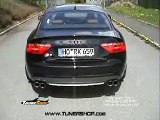 "Audi S5 with insane sound and 20"" wheels"